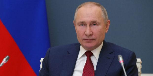Путин привился от коронавируса – Кремль