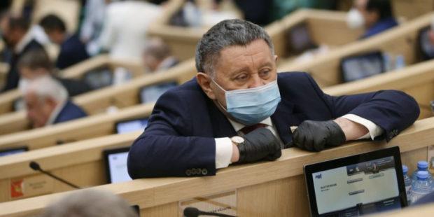 Скончался замглавы Комитета Совета Федерации по экономической политике
