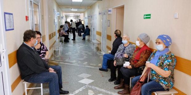 Статистика COVID по Алтайскому краю на 25 марта: заболели 107, умерло 10