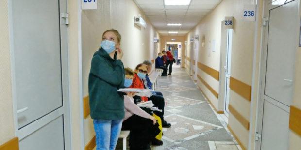 Статистика COVID по Алтайскому краю на 5 марта: заболели 129, умерло 12