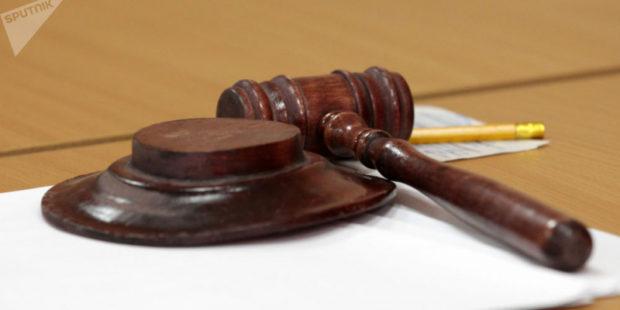 Судья, который вел дело Оника Гаспаряна, заявил об угрозах: ВСС проводит срочное заседание