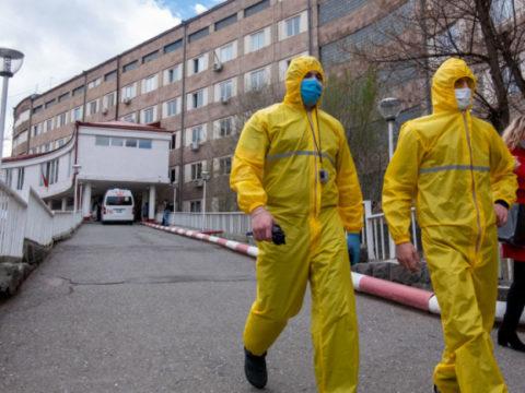Точная статистика по коронавирусу в Армении за 1 марта