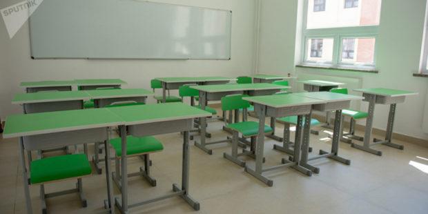 В школах Армении не планируются вводить новые ограничения в связи с ростом COVID-19