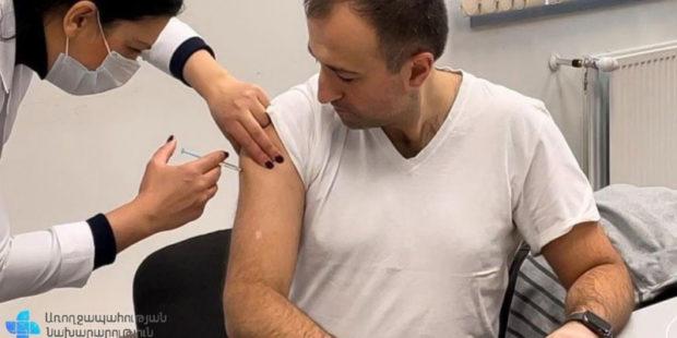 Власти Армении намерены реализовать программу по массовой вакцинации - Торосян