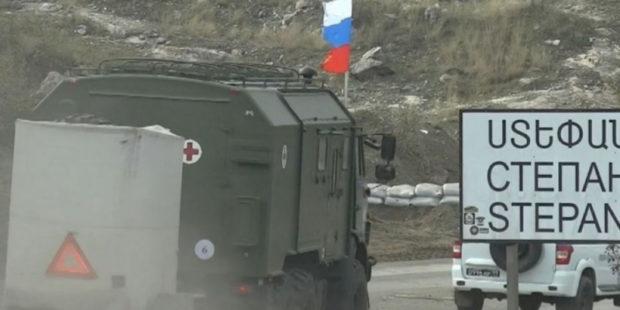 Жителям Ханадзаха и Аскерана доставлено 5 тонн гумпомощи – МО России о ситуации в Карабахе