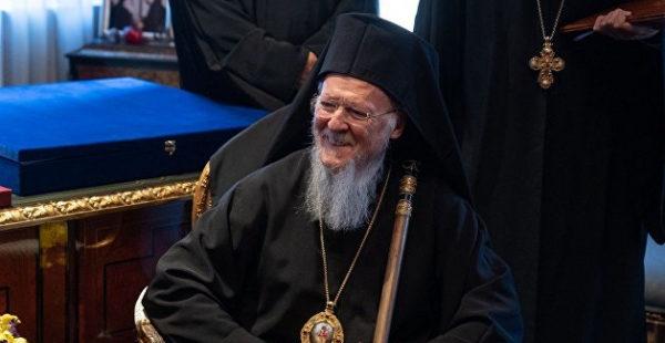 В УПЦ высказались против визита Варфоломея в Киев
