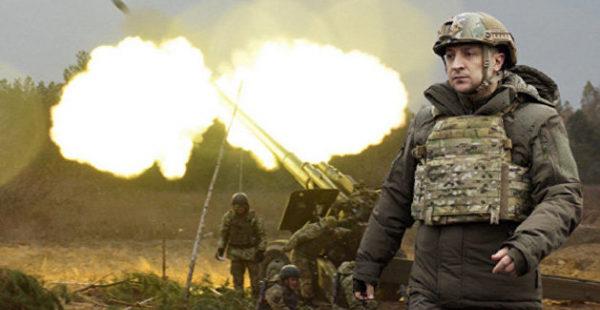 Киевский режим десять раз за сутки нарушил перемирие в Донбассе