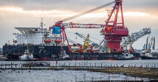 Эксперт сказал, что Европа сделает с Украиной после завершения строительства «СП-2»