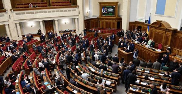 Слуга народа на заседании Рады травил анекдоты о Зеленском