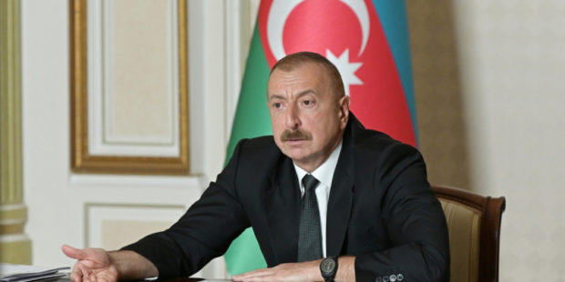 """""""Придет время, и мы вернем себе Ереван"""", – Алиев заявил о претензиях на два региона в Армении"""