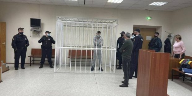 Убивший Альберта Рыжего киллер арестован на два месяца