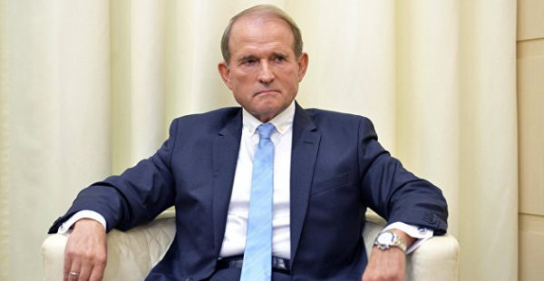 ГБР возбудила дело о госизмене в отношении Медведчука и Козака