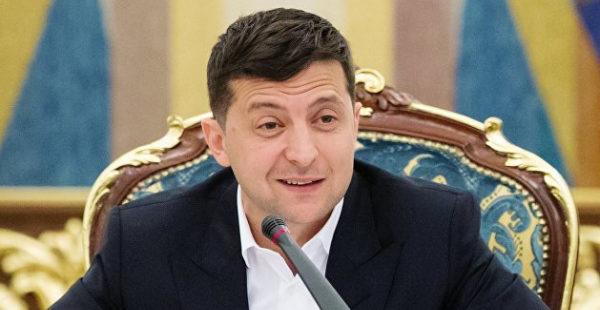 Рейтинг доверия на Украине возглавил Зеленский — опрос