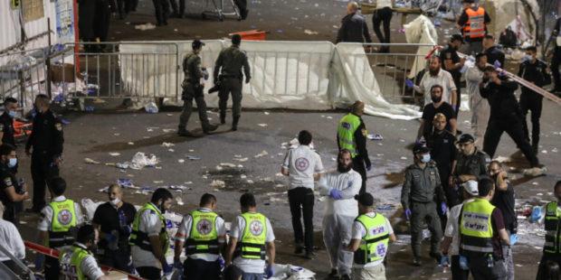 Трагедия на горе Мерон: порядка 40 человек погибли в Израиле на религиозном празднике