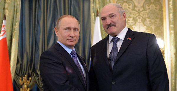 Вассерман прокомментировал встречу Путина с Лукашенко