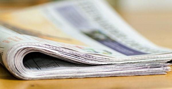 Украина отменила запрет на ввоз российской газетной бумаги