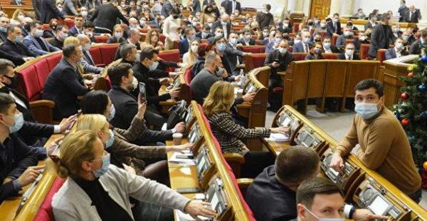 Верховная Рада отказалась снизить цены на электричество и газ для населения
