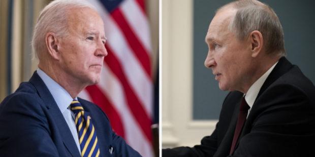 В США раскрыли цель встречи Байдена с Путиным