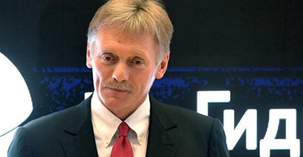Песков прокомментировал предложение Кравчука встретиться с Путиным