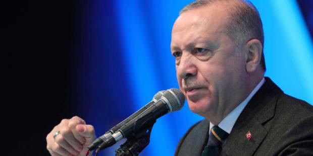 Эрдоган объявил об усилиях Турции по примирению Украины и России