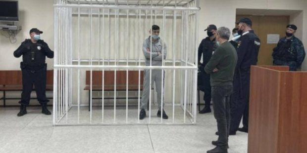 Следствие просит отправить под арест убийцу Альберта Рыжего