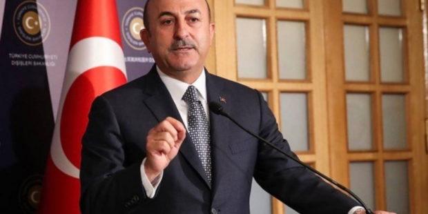 Глава МИД Турции сделал заявление относительно американских кораблей, держащих курс на Черное море