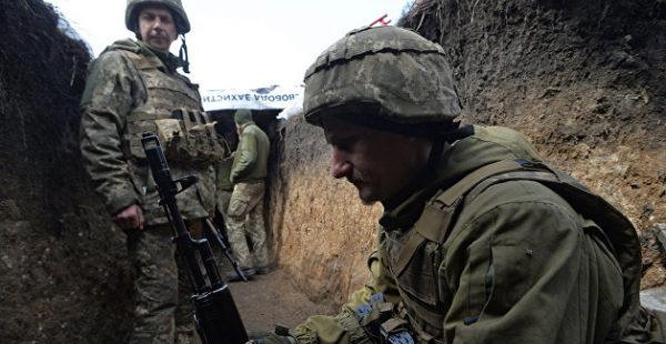 Главнокомандующий ВСУ исключил «освобождение» Донбасса силовым путем