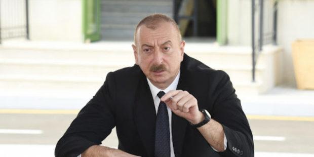 """Алиев обратился к Еревану относительно Зангезурского коридора, пригрозив """"силой"""""""