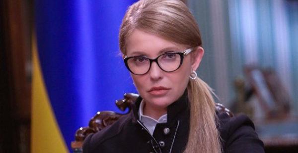 Тимошенко хочет вынести на референдум пять вопросов