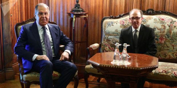 Айвазян заявил Лаврову о разрушении Азербайджаном армянского наследия в Карабахе