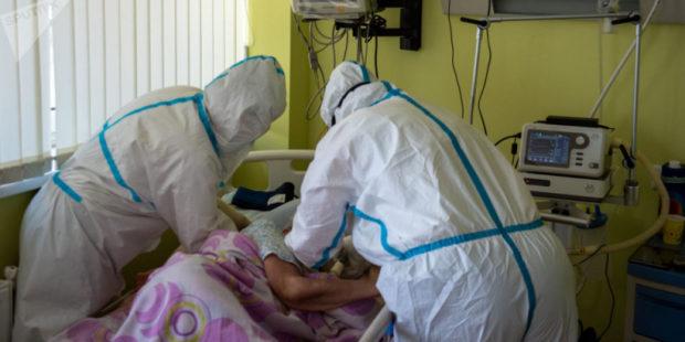 Армения находится на пике третьей волны эпидемии COVID — Минздрав