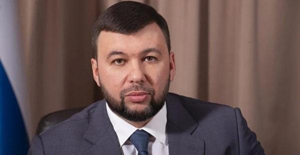 Пушилин рассказал, почему Харьков не смог сформировать республику
