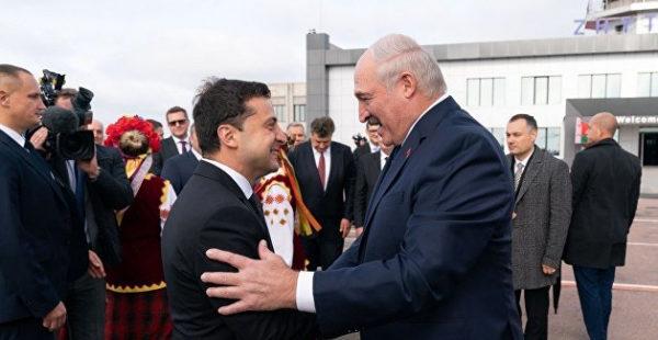 Лукашенко рассказал, как Зеленскому следует вести себя с Донбассом