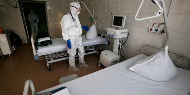 Число коек для больных COVID-19 в Ивановской области сократилось до 323
