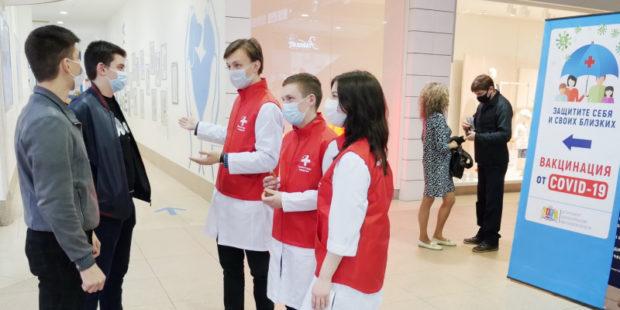 Число привившихся от COVID-19 в Ивановской области приближается к 93 000