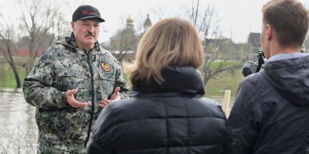 США прервали молчание послей обвинений в попытке убийства Лукашенко