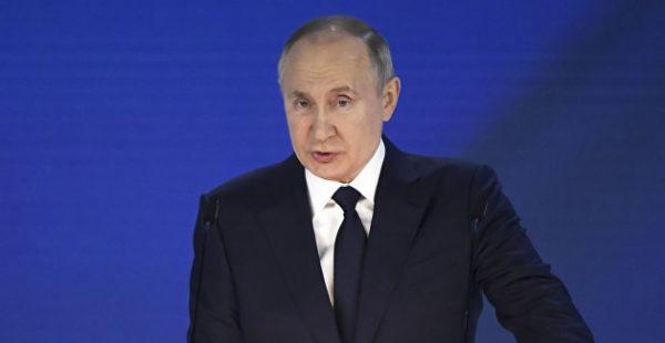Путин объявил о готовности встретиться с Зеленским в Кремле