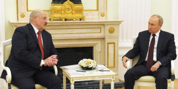 """Лукашенко пригрозил совместным с Россией ответом всем """"непонимающим"""""""