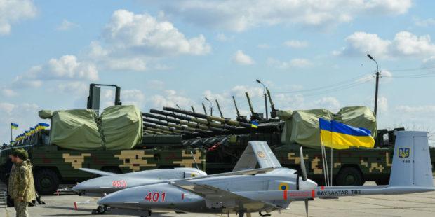 В Турции подтвердили покупку Украиной ударных беспилотников Bayraktar