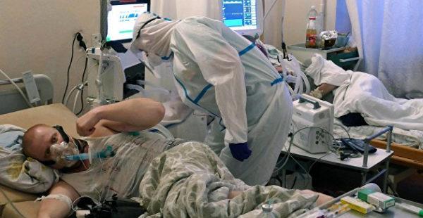 На Украине обнаружили южноафриканский штамм коронавируса