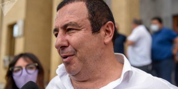 Гагик Царукян ответил на критику по поводу роскошной свадьбы сына