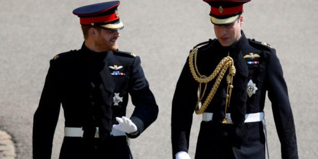 Гарри и Уильям не пойдут рядом: появились детали похорон принца Филиппа