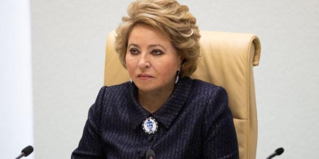 Горячо приветствую настрой Алиева на повышение отношения с РФ до союзнических - Мативенко