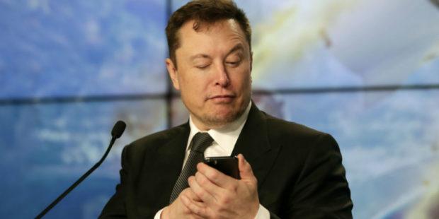 Илон Маск снова увеличил свое состояние за неделю на рекордный показатель