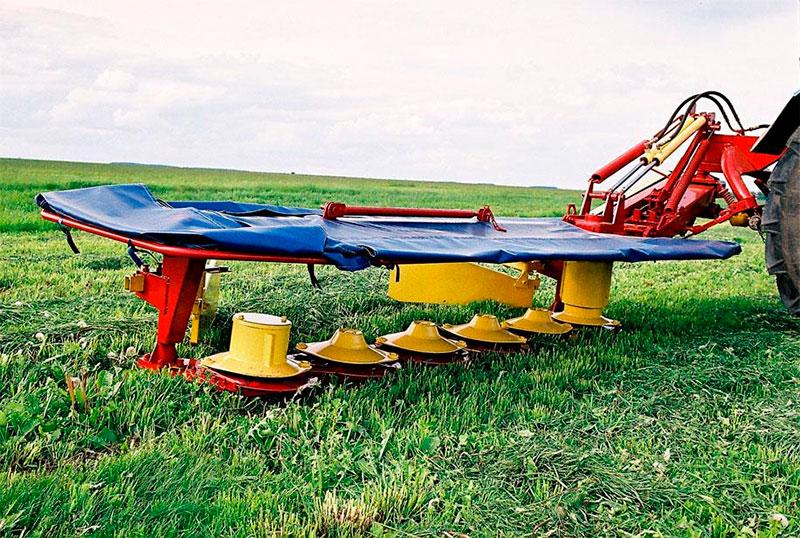 Секреты выбора косилок для тракторов МТЗ