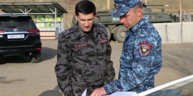 На дорогах Нагорного Карабаха будут установлены новые полицейские посты