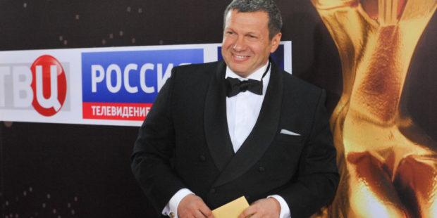 """""""Настоящий друг"""": Соловьев поздравил армян с Пасхой"""