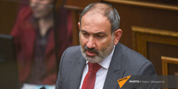 Пашинян раскрыл некоторые детали обсуждений в разгар войны в Карабахе
