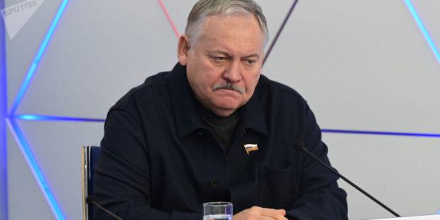 Планы США направить корабли в Черное море паники в РФ не вызовут - Затулин