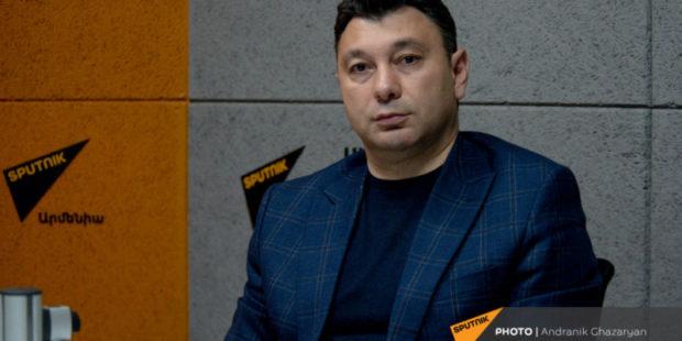 Почему Серж Саргсян молчит об участии РПА в выборах? Ответил Шармазанов